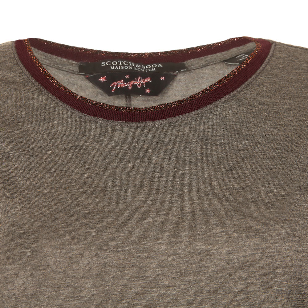 Longsleeve Tee With Detail main image