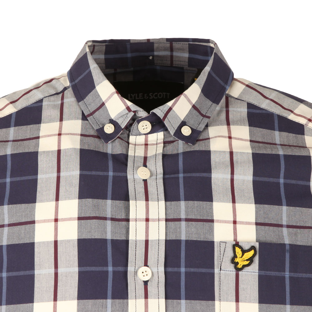 Poplin Check Shirt main image