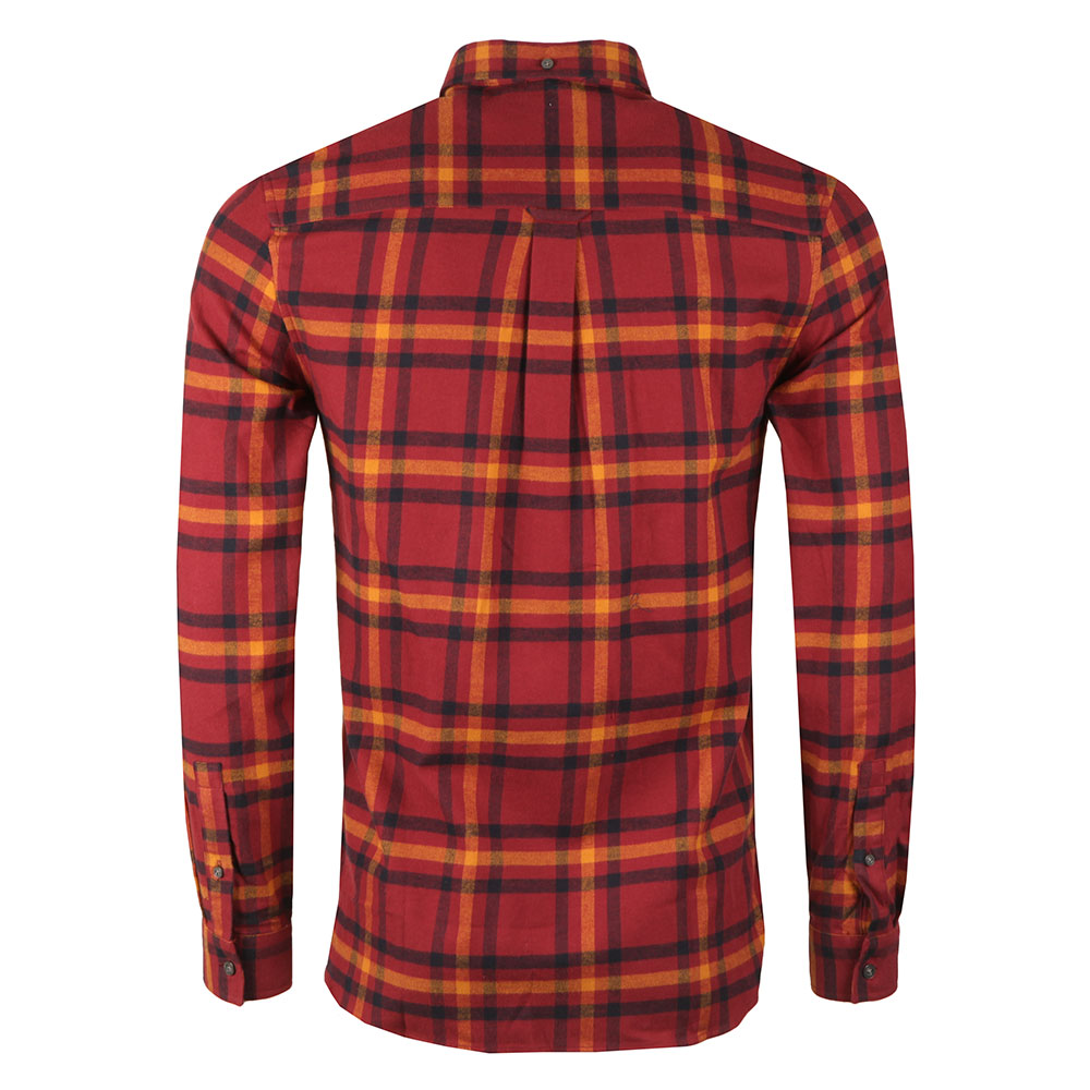 Check Flannel Shirt main image