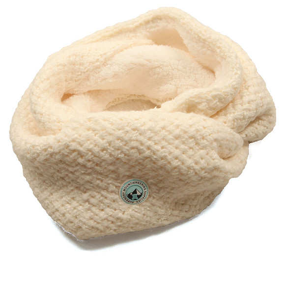 Superdry Womens Off-white Clarrie Snood main image