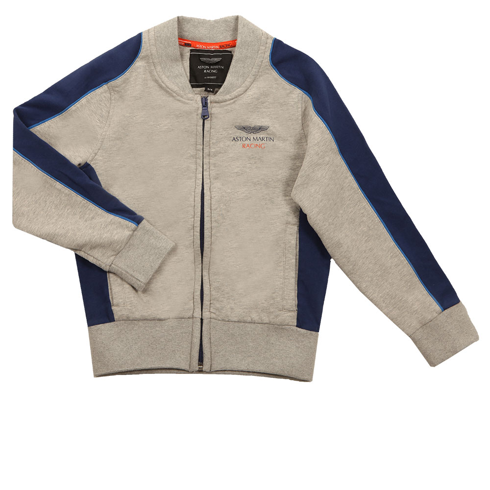 Boys Amr Full Zip Sweat