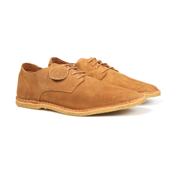 Pretty Green Mens Brown Ridley Shoe main image