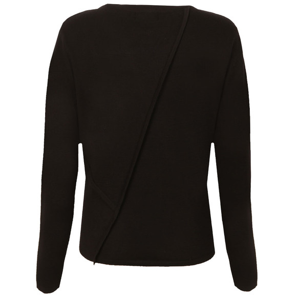 Barbour International Womens Black Cadwell Knit main image