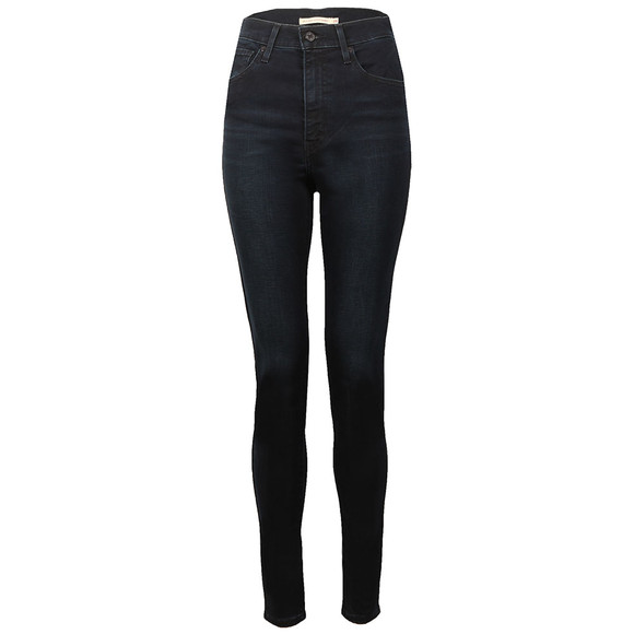 Levi's Womens Blue Mile High Super Skinny Jean  main image