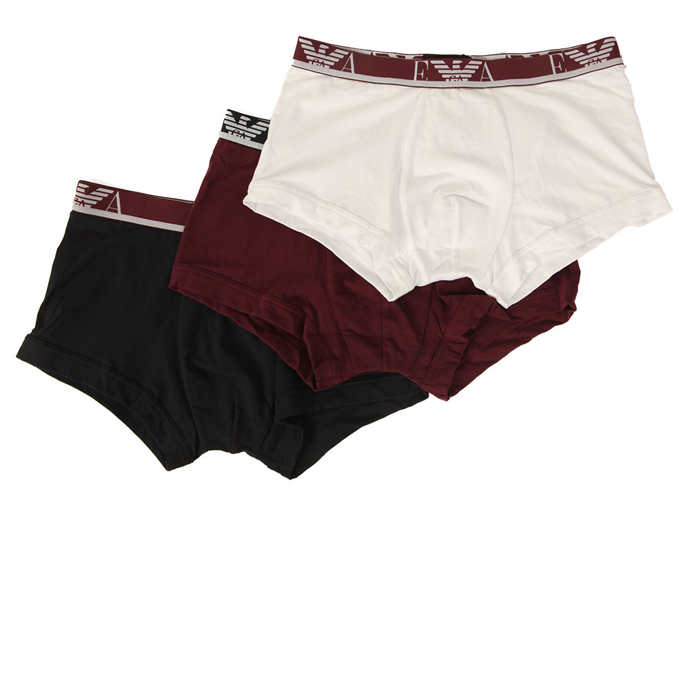 3 Pack Stretch Trunks main image