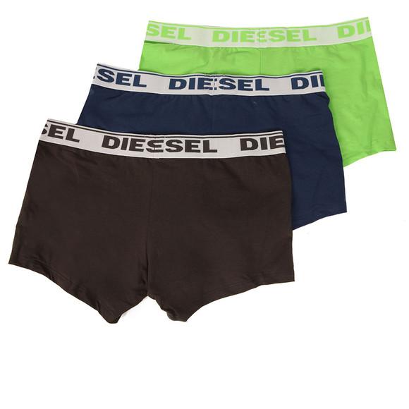 Diesel Mens Multicoloured UMBX Shawn 3 Pack Boxer main image