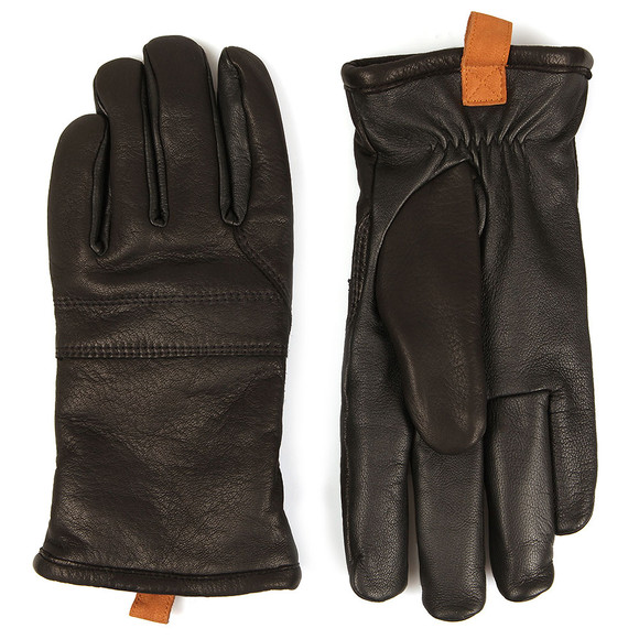 Ugg Mens Black Casual Leather Glove  main image
