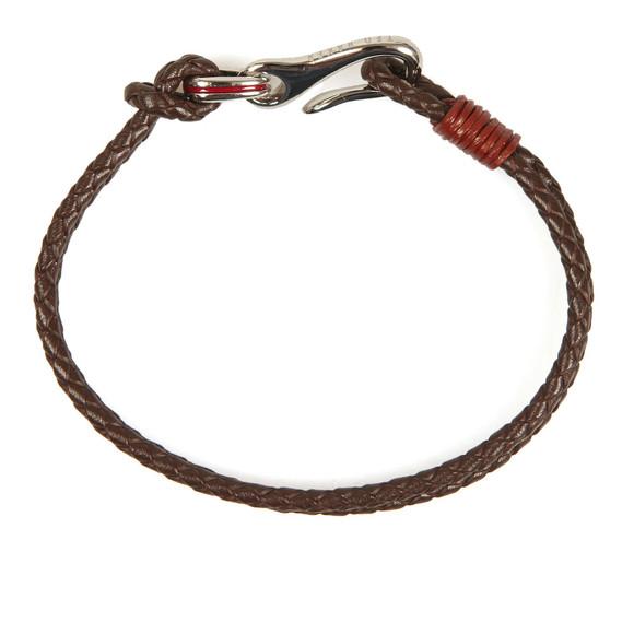 Ted Baker Mens Red Double Strand Bracelet main image