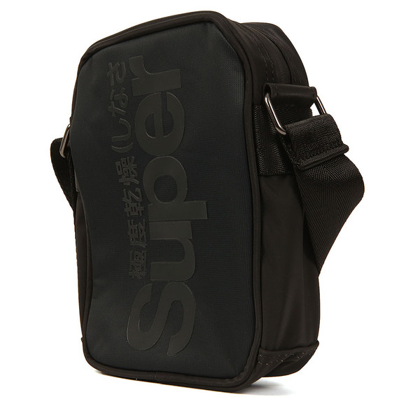Superdry Mens Blue Premium Festival Bag main image