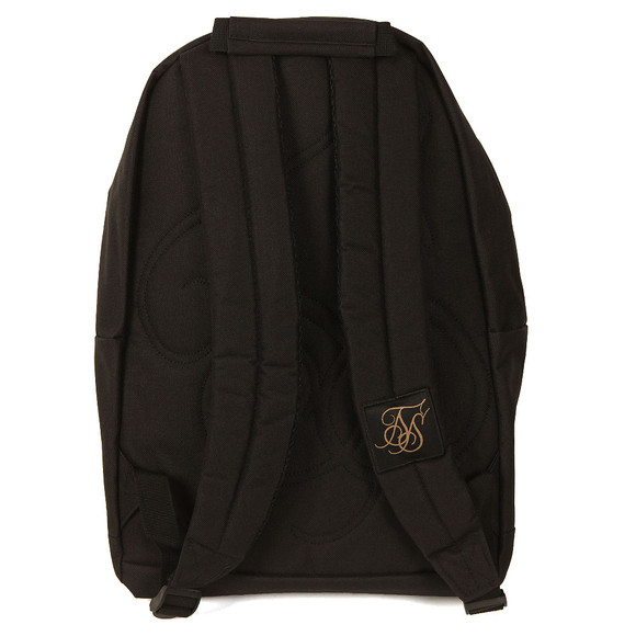Sik Silk Mens Black Pouch Backpack main image