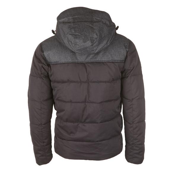 Superdry Mens Blue Tech Tweed Jacket main image