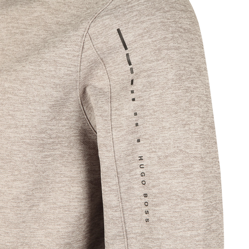 Arm Logo Full Zip Hooded Sweat main image