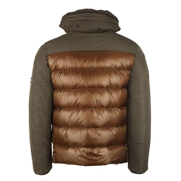 CP Company Mens Green Direct Down Hooded Shell Jacket main image