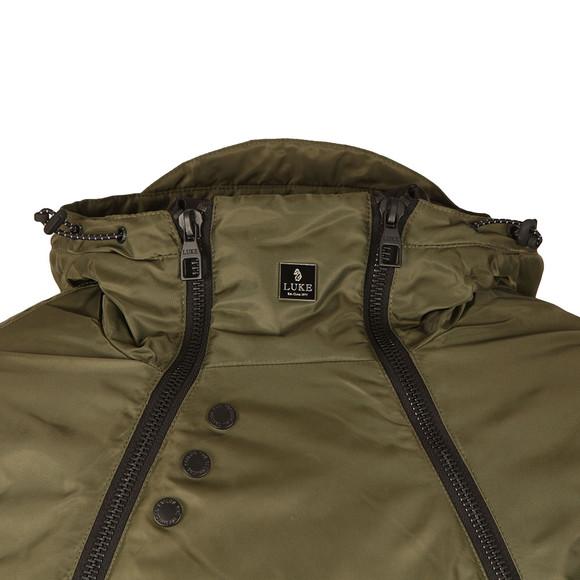 Luke Mens Green Turvey Jacket main image