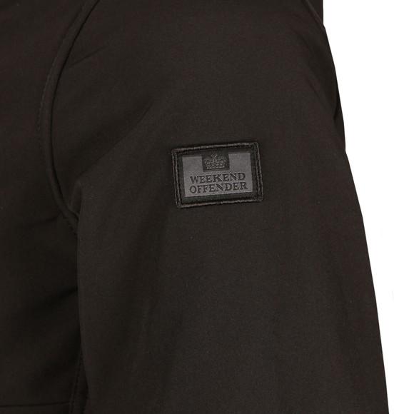 Weekend Offender Mens Black Irons Jacket main image