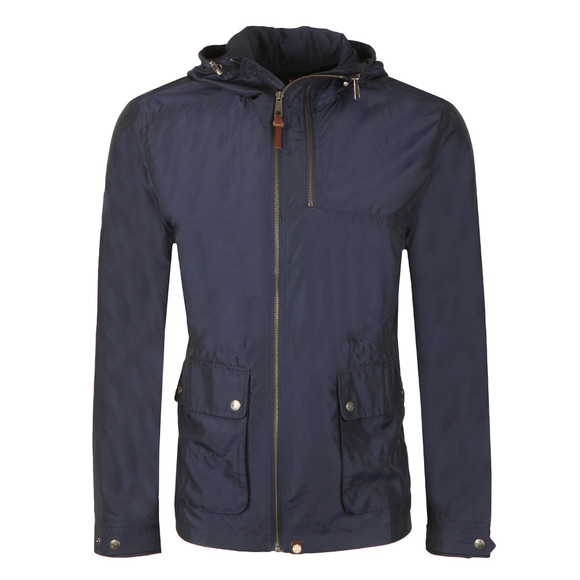 Pretty Green Mens Blue Maple Jacket main image