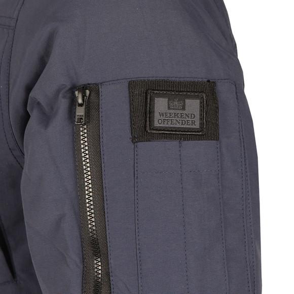 Weekend Offender Mens Blue Scope Jacket main image