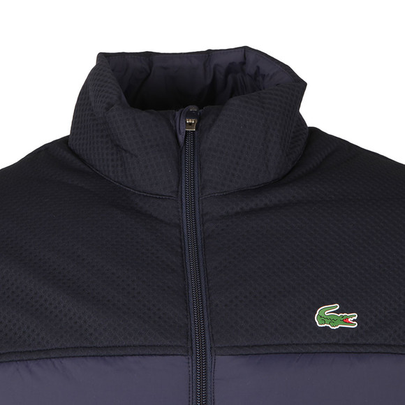 Lacoste Sport Mens Blue BH8143 Jacket main image
