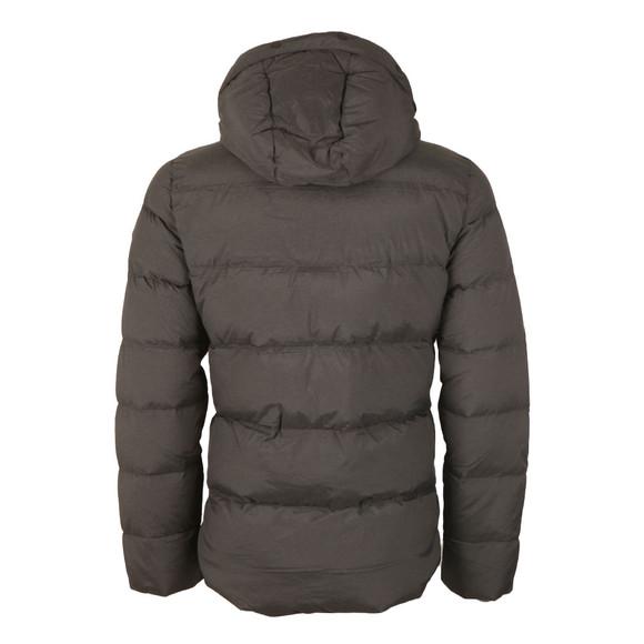 J.Lindeberg Mens Grey Barry 77 Rich Nylon Jacket main image