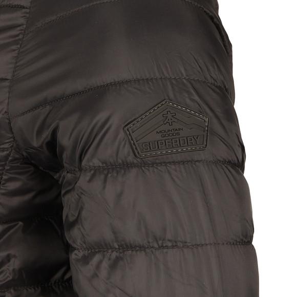 Superdry Mens Black SDX Fuji Zip Through Jacket main image