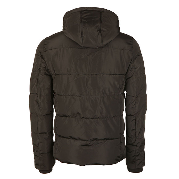 Superdry Mens Black Sports Puffer main image