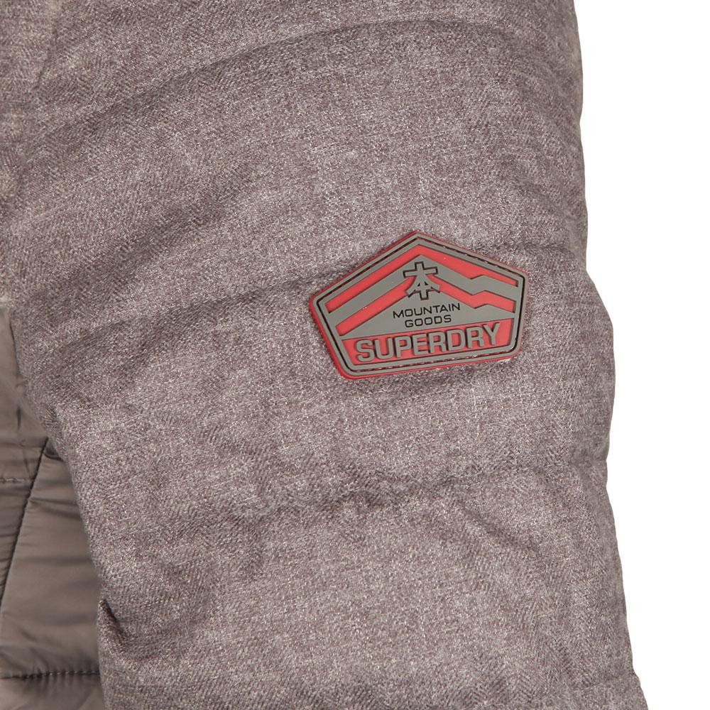 Fuji Mix Double Ziphood Jacket main image