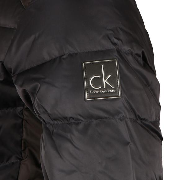 Calvin Klein Mens Blue Packable Down Jacket main image