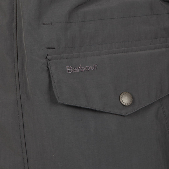 Barbour Lifestyle Mens Blue Jersey Jacket main image