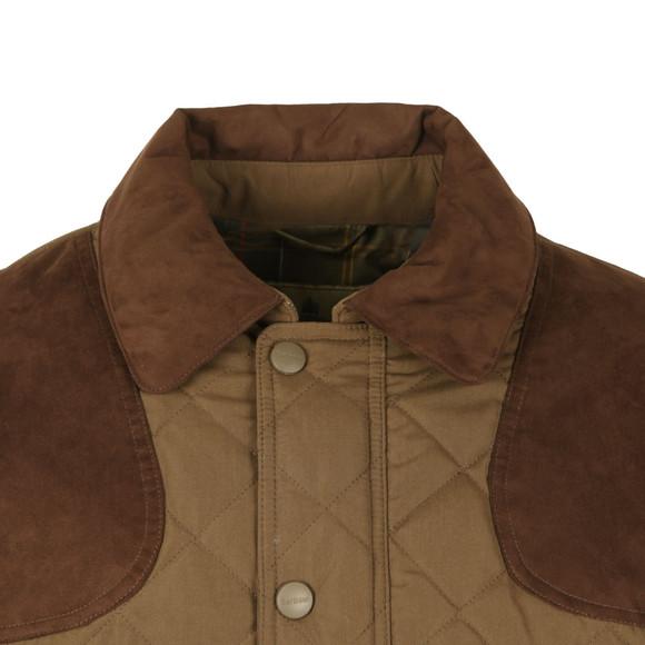 Barbour Lifestyle Mens Green Fulmar Jacket main image