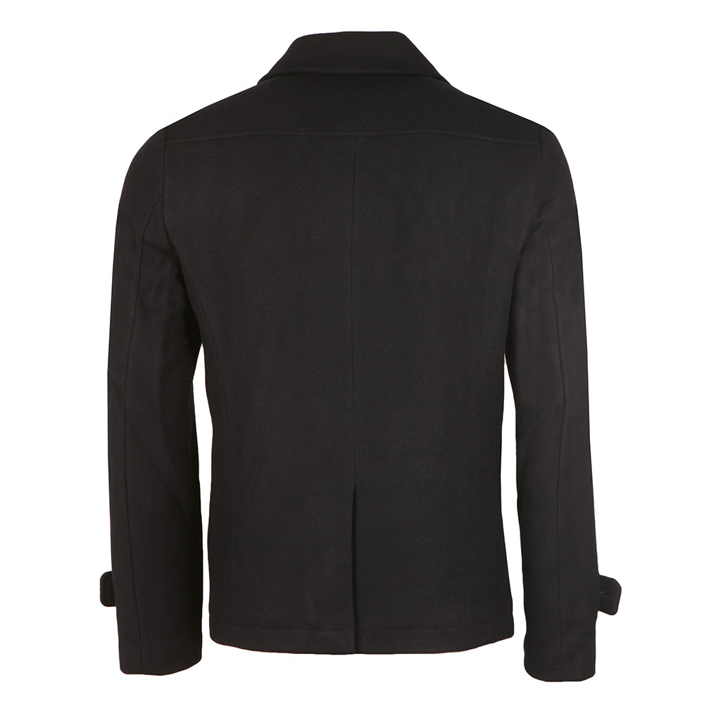 Double Breasted Wool Coat main image