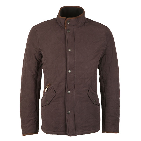 Barbour Countrywear Mens Blue Bowden Quilt main image