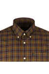 Barbour Lifestyle Mens Green Malcolm Shirt