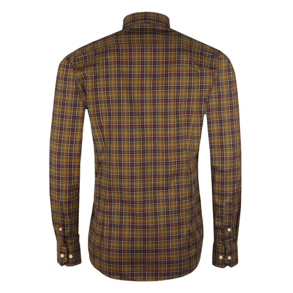 Barbour Lifestyle Mens Green Malcolm Shirt main image