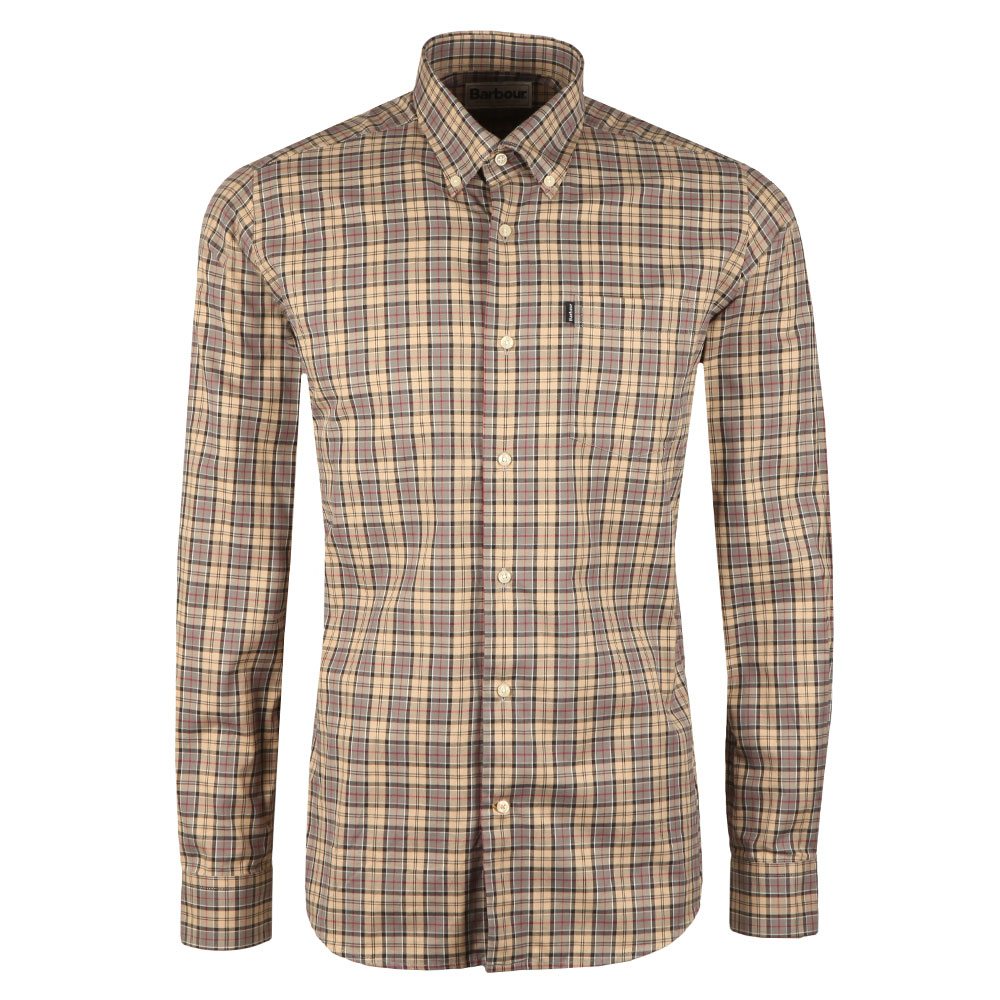 8f5d0adb673 Barbour Lifestyle Malcolm Classic Tartan Shirt | Masdings