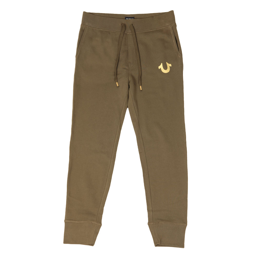 Double Puff Cuffed Sweatpant