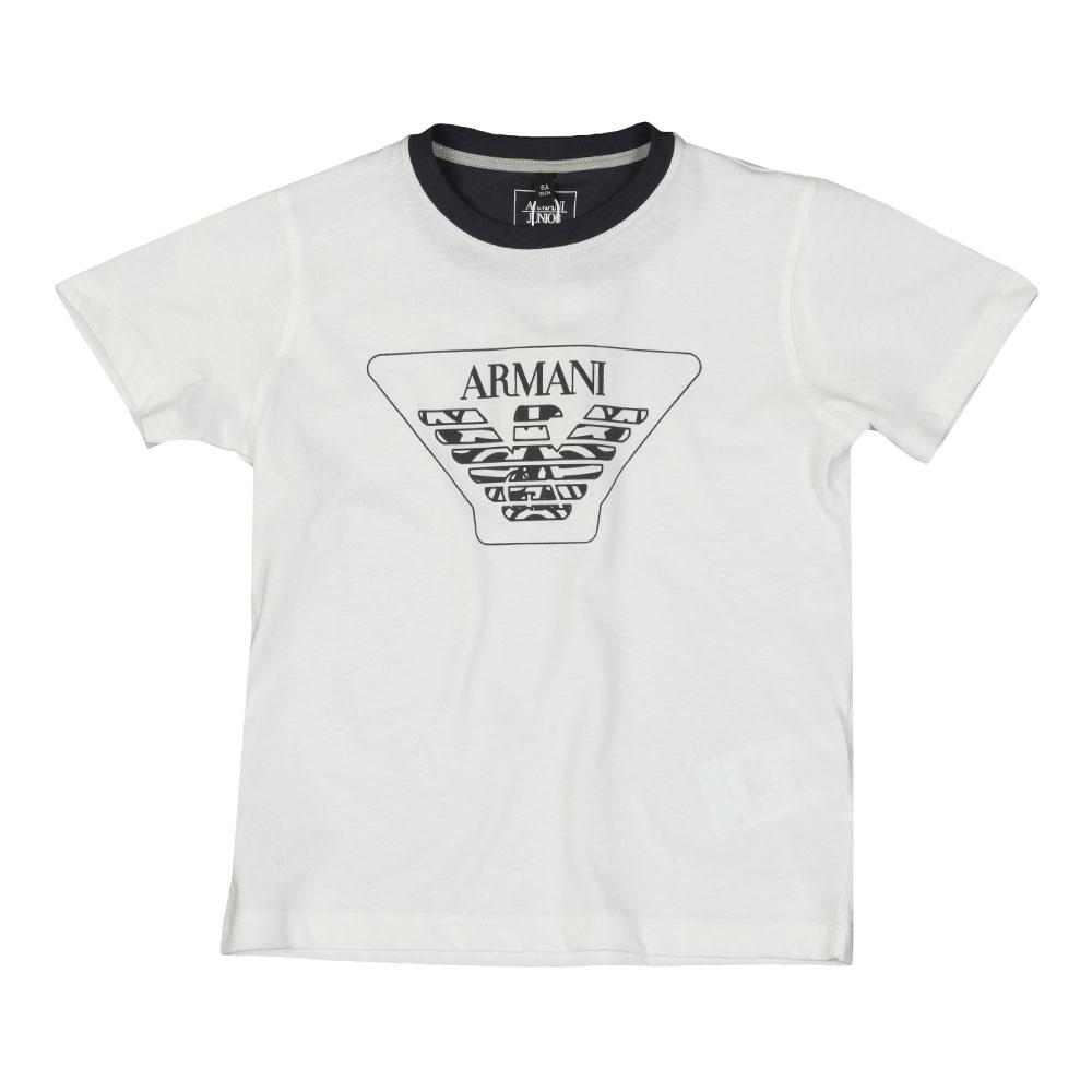3Z4T04 Logo T Shirt