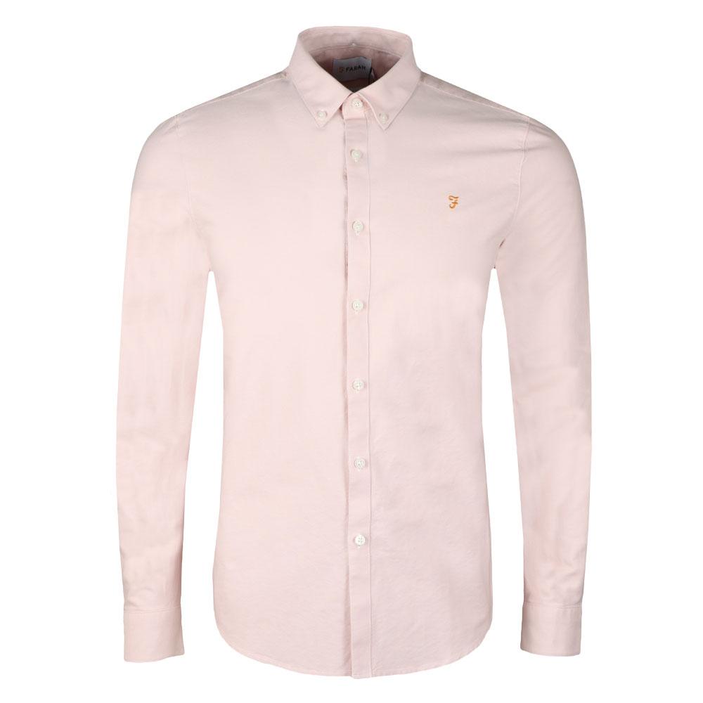Brewer Ls Oxford Shirt