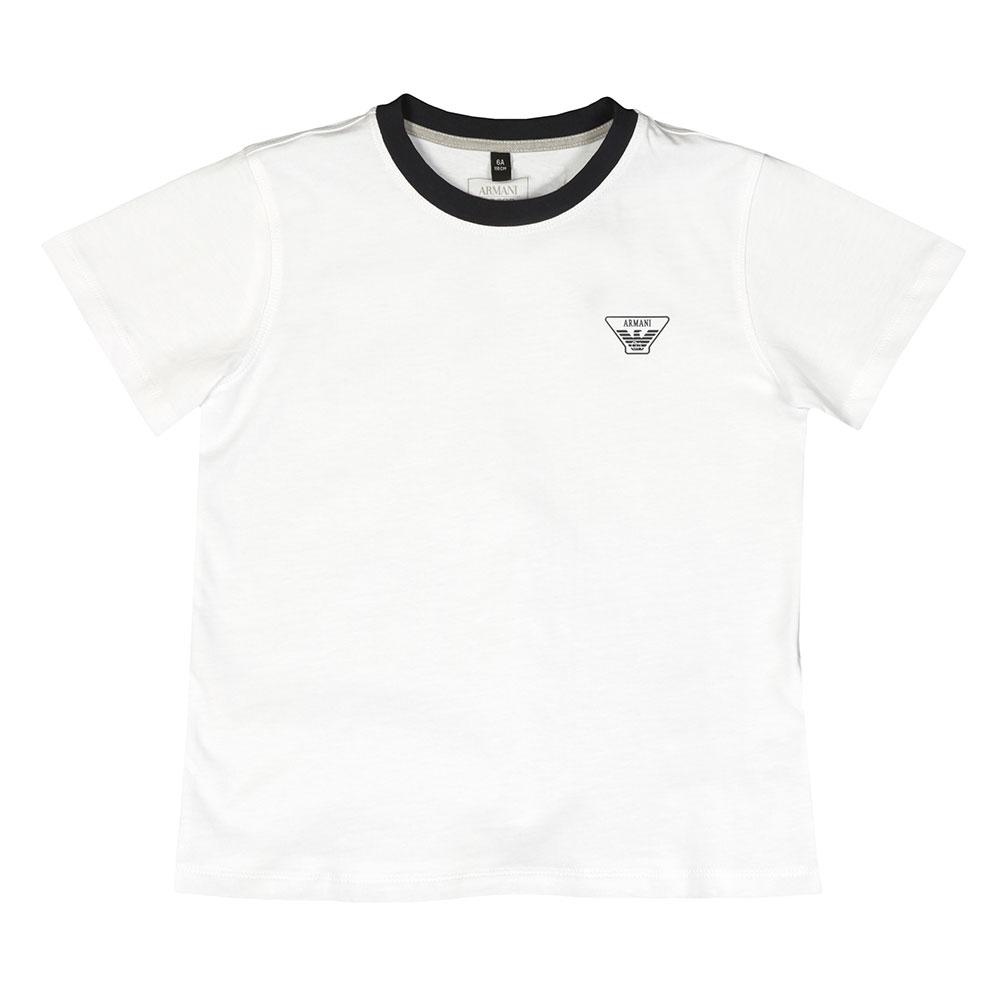 3Z4T11 Ringer T Shirt