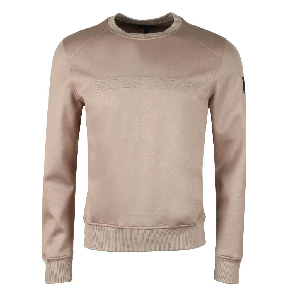 Belsford Embossed Sweatshirt