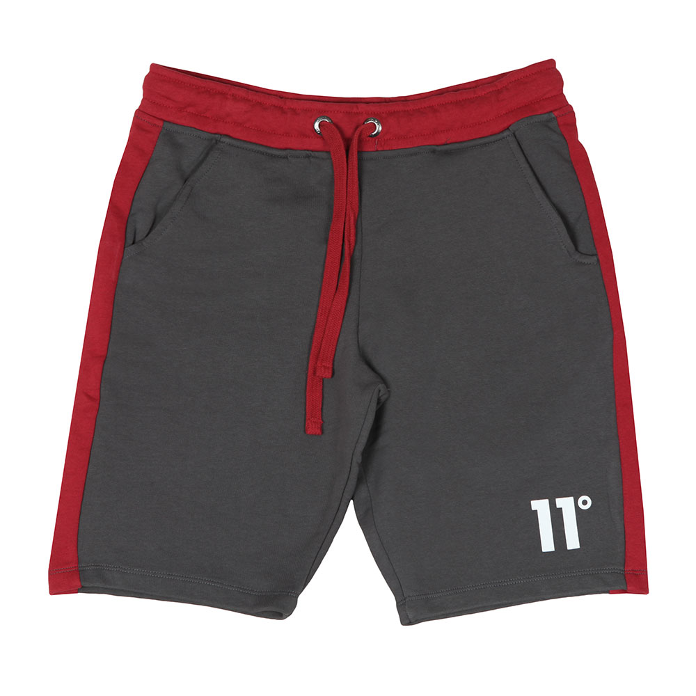 Block Sweat Shorts