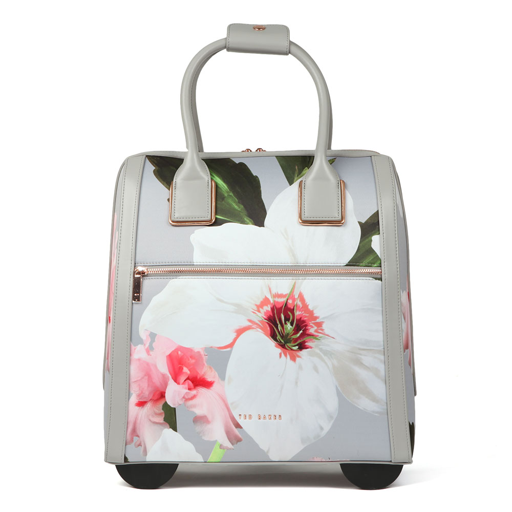 c3168f38b401f1 Ted Baker Womens Grey Ordina Chatsworth Bloom Travel Bag main image. Loading  zoom