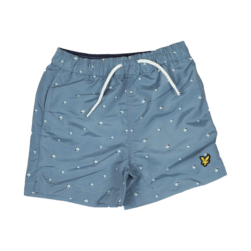 Boys Beachball Print Swim Short