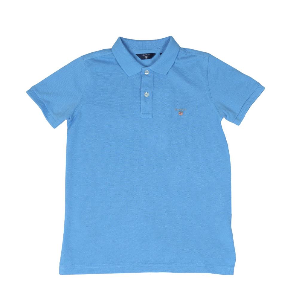 Boys Original Pique Polo Shirt