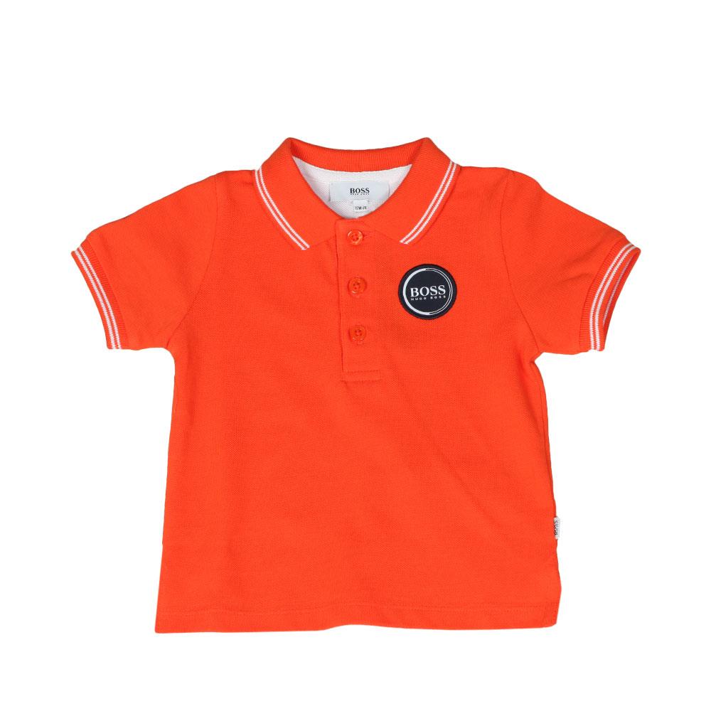 Baby Circle Logo Polo Shirt