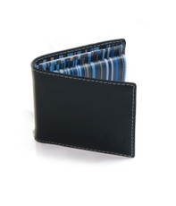 Paul Smith Blue Coin Pocket Wallet