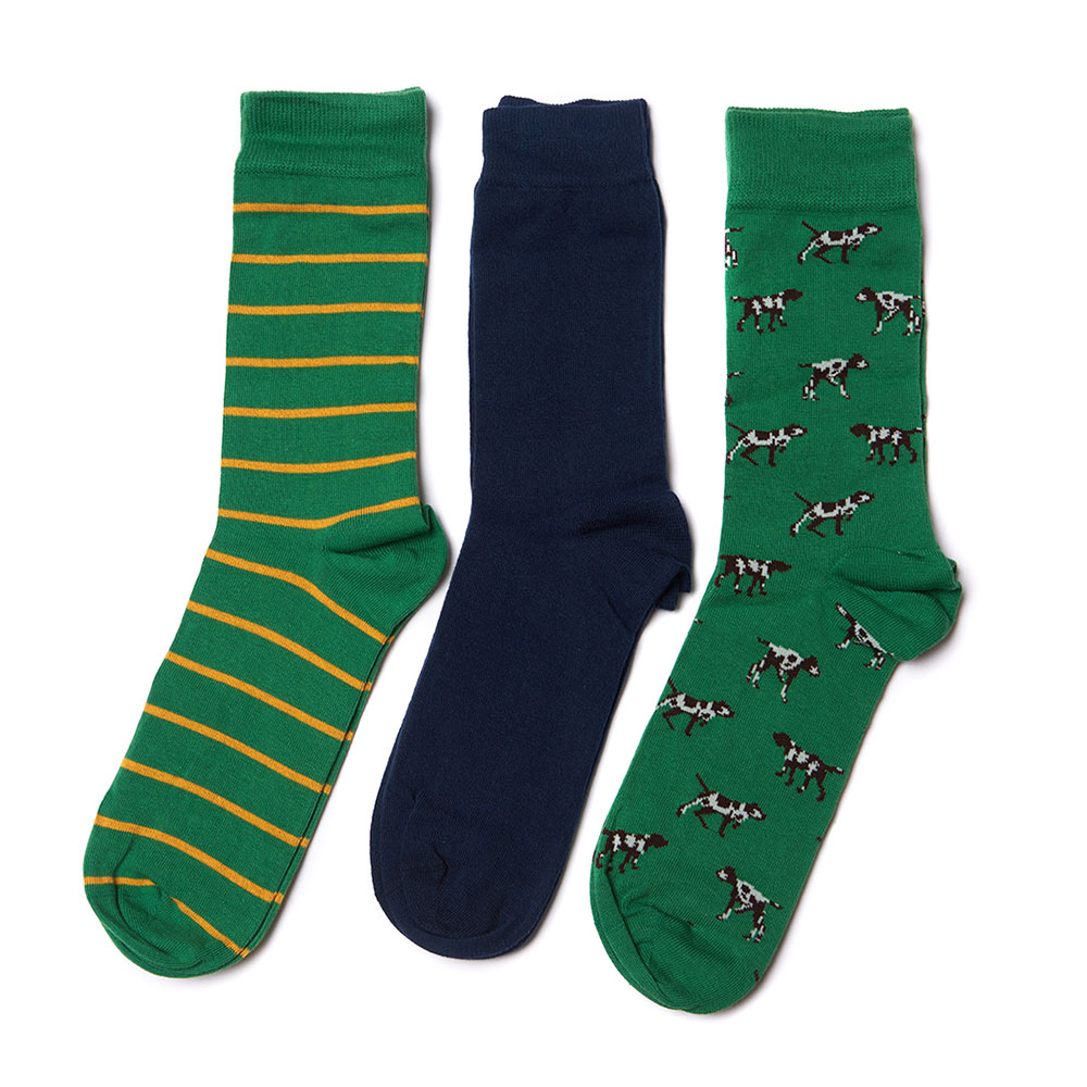 Dog Sock Gift Set