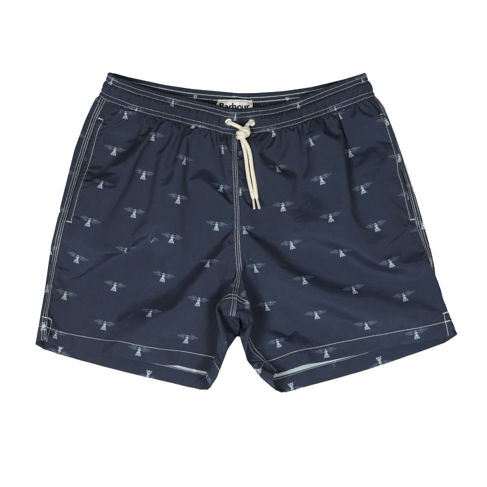 Beacon Print Swim Short