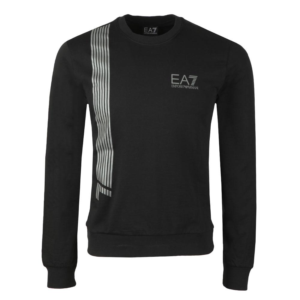 7 Lines Crew Sweatshirt