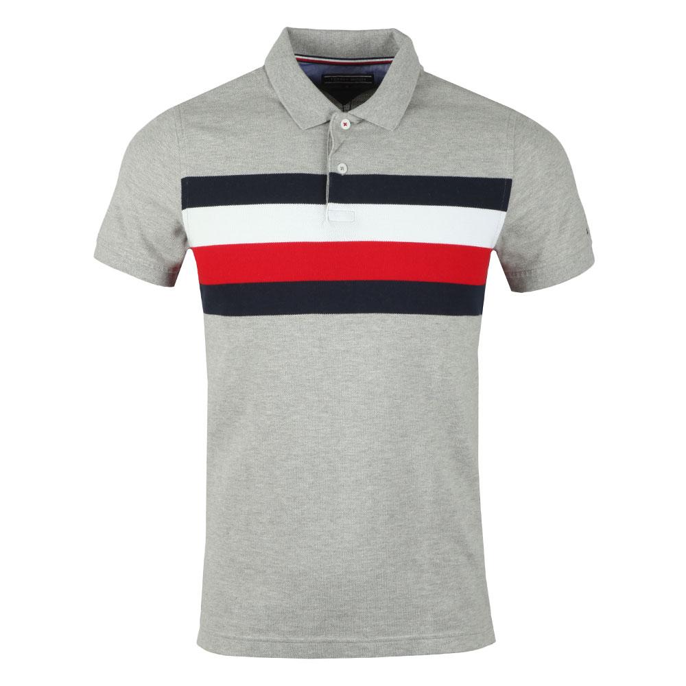 New Deal Alert! Tommy Hilfiger Multi Stripe Polo Shirt