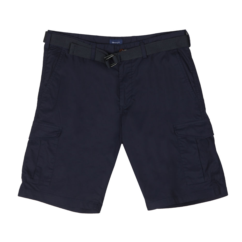 Belted Relaxed Short